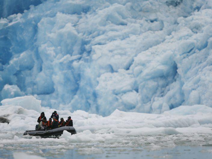 Kate and Greg realise their Alaskan Dreams