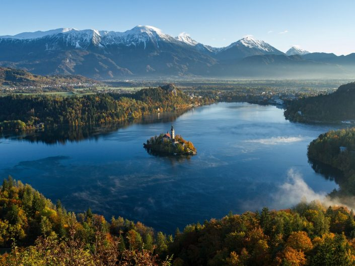 Slovenia – a Sensational Slice of Europe