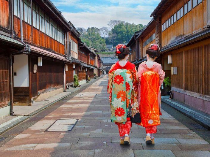 Kanazawa – a Japanese kaleidoscope