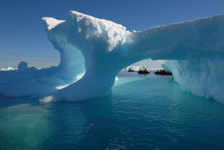 Dare to be amazed on an expedition cruise