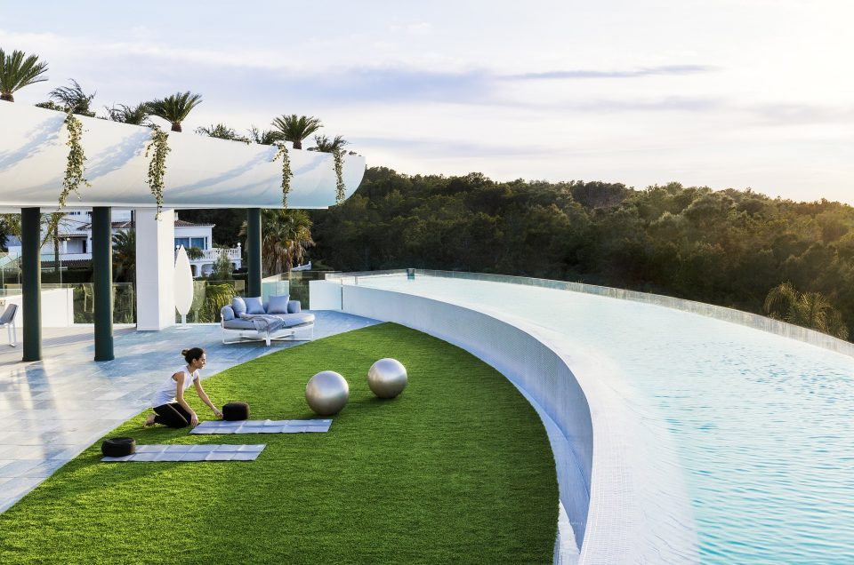 Europe's New Wellness Spas and Retreats