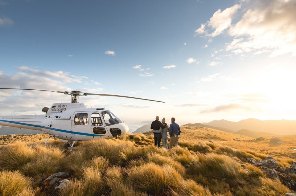 Go Heli-Skiing, Heli-Biking or Fishing in Untouched Wilderness