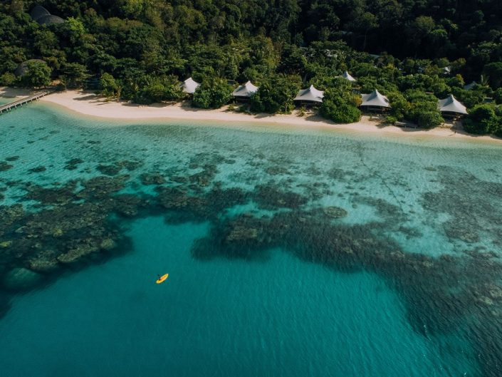 Bawah Island - Luxury Island Eco-Resort