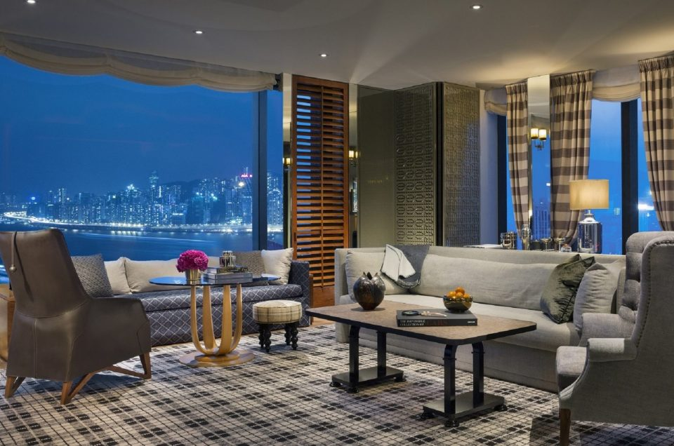 Highly Anticipated Ultra-Luxury Hotel Opens in Hong Kong