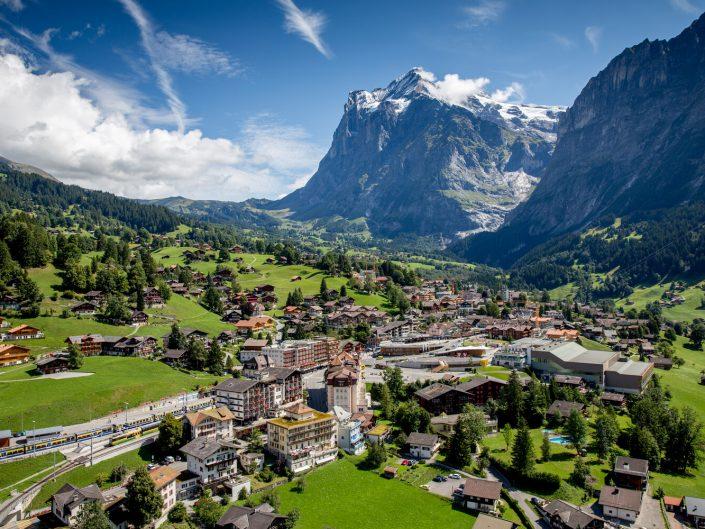 Grindlewald – An Alpine Playground