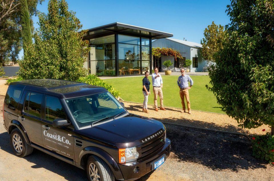 Luxury Private B&B South Australian Escape