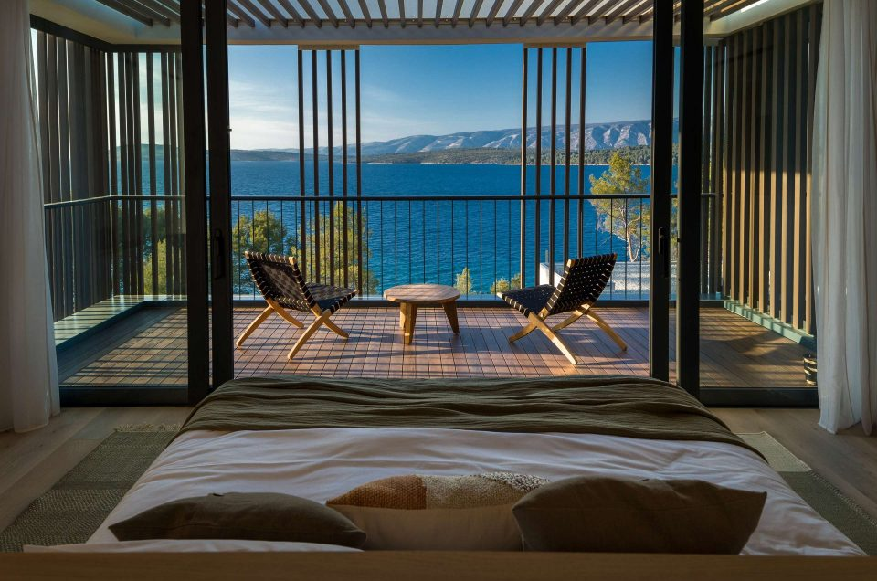 Mindful Luxury at its best. Maslina Resort, Croatia.